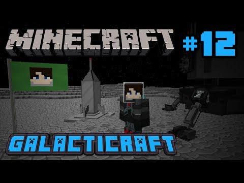 Minecraft 1.6 FTB: Galacticraft - S2E12 - Refining Uranium