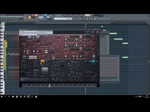 Fl Studio 12 Melodic Dubstep Part 1 [Melody and Chords]