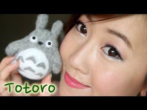 DIY Totoro Plushie
