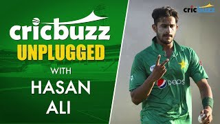 MS Dhoni was my favourite wicket - Hasan Ali on Cricbuzz Unplugged