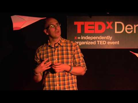 My journey of dealing with grief: Simon Hancox at TEDxDerby