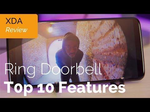 Ring Doorbell Pro Top 10 Features
