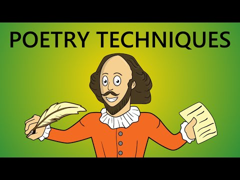 Poetry Techniques in 30 Minutes