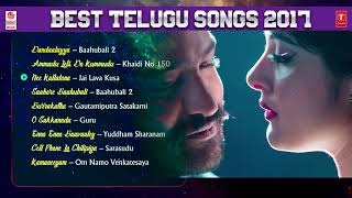 Top Telugu Songs 2017   Best Telugu Songs 2017   Telugu Best Songs 2017