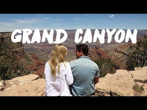 MY CAMERA FELL INTO THE GRAND CANYON || Zak Longo