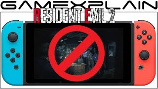 Capcom Confirms Resident Evil 2 Remake Not Planned for Nintendo Switch