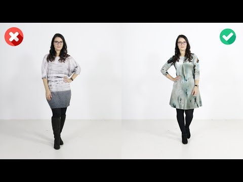 How To Dress Well | Pear Shaped Body | 5 Outfits