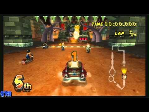 [Mkwii]  Eve Karting  races random ww