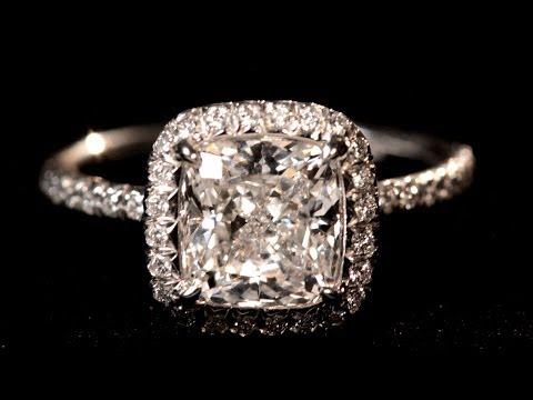 What Is a Cushion Cut? | Diamond Rings