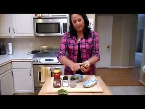 How to cut an avocado and keep it from turning black. Darla's guacamole recipe too!