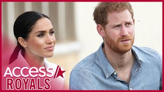 Meghan Markle & Prince Harry Reach Out To Black Lives Matter Activists