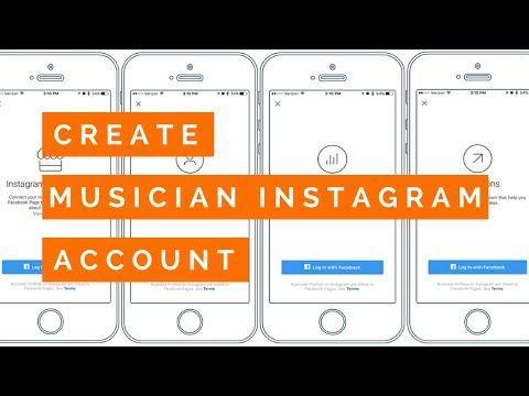 How to Change Instagram to Musician Account Tutorial | Promote Your Music on Instagram