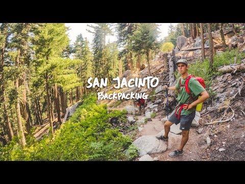 GoPro HERO5: Mt. San Jacinto Backpacking