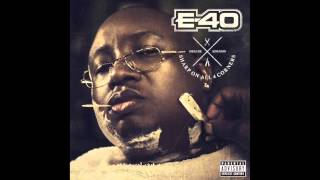 """E-40 """"MONEY SACK"""" Feat. LIL BOOSIE NEW ALBUMS OUT NOW!!"""