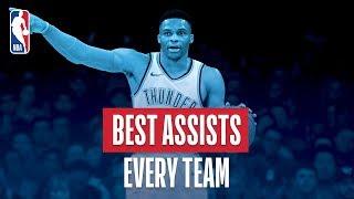 NBA's Best Assist of Every Team   2018-19 NBA Season   #NBAAssistWeek