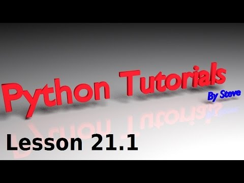 Python Tutorial v3.2.5 Lesson 21.1 - Indexing and Slicing Strings