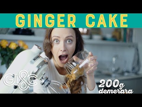Ginger and Marmalade Cake | GLAC