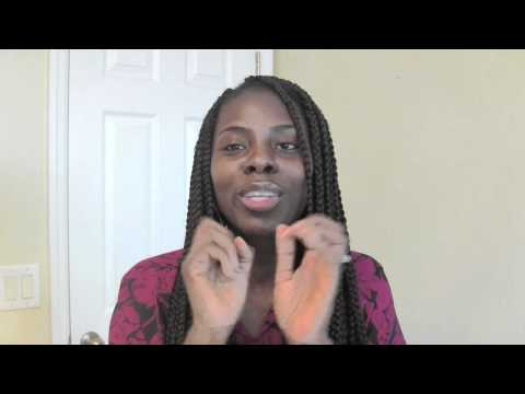 How To: Grow Long Natural Hair Using Braids & Hair Care Tips