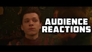 Download Avengers Infinity War Full Scene ″The Decimation″ {SPOILERS} : Audience Reactions | April 26, 2018 Video