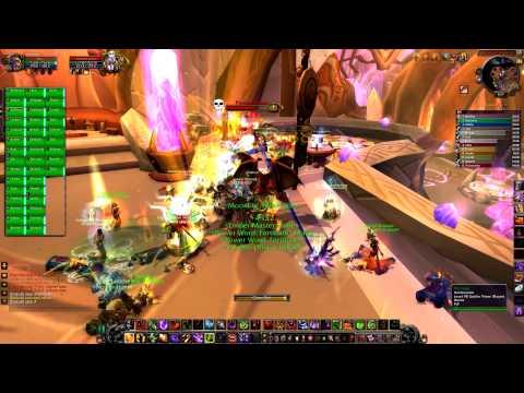 World of Warcraft - Exodar - Killing Prophet Velen