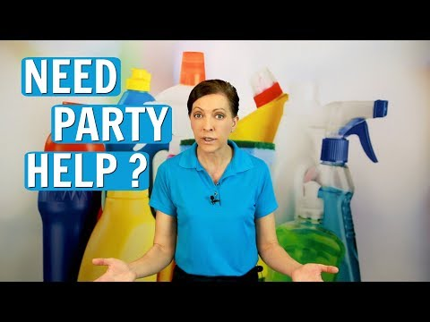 Party Help - Can I Hire My Maid?