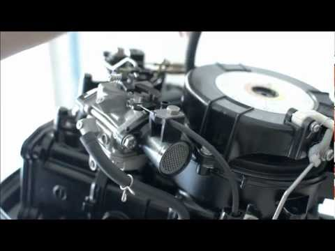 Cleaning 5hp 4cycle Outboard Carburetor - Tohatsu, Nissan & Mercury