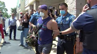 Patron Detained, Owners Cited at NJ Gym That Defied Coronavirus Shutdown | NBC10 Philadelphia