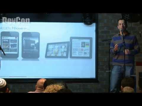 Devcon: Ido Green - A Mobile Web App HTML5 Stack