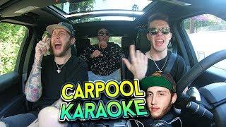 CARPOOL KARAOKE w/ FaZe Banks!!