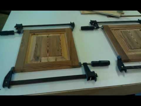 Homemade Gun Cabinet Part 2