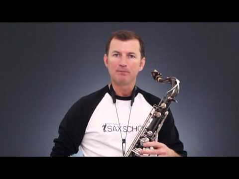 Daily Saxophone Tip #29 Fast Fingers saxophone lesson - Learn how to play saxophone