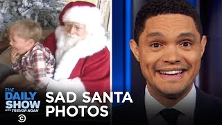Prehistoric Art in Indonesia, a Disastrous Prom Proposal & Sad Santa Photos  | The Daily Show