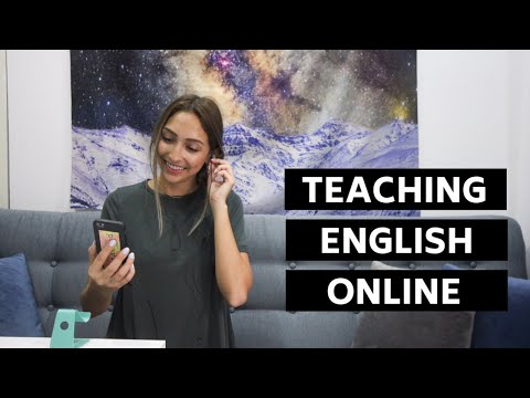 Teaching English Online | HiOffer.com