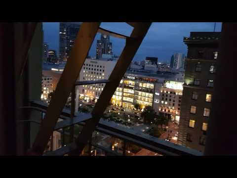 Chancellor Hotel On Union Square San Francisco | Standard Room Tour & Review | HD