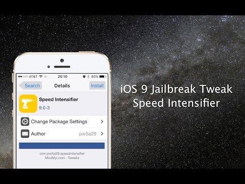 Speed Intensifier Hands-on: Tweak speeds up iOS 9 animations - iPhone Hacks