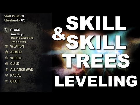 How to Quickly Level Up Assault & Support Skill Lines - Elder Scrolls Online