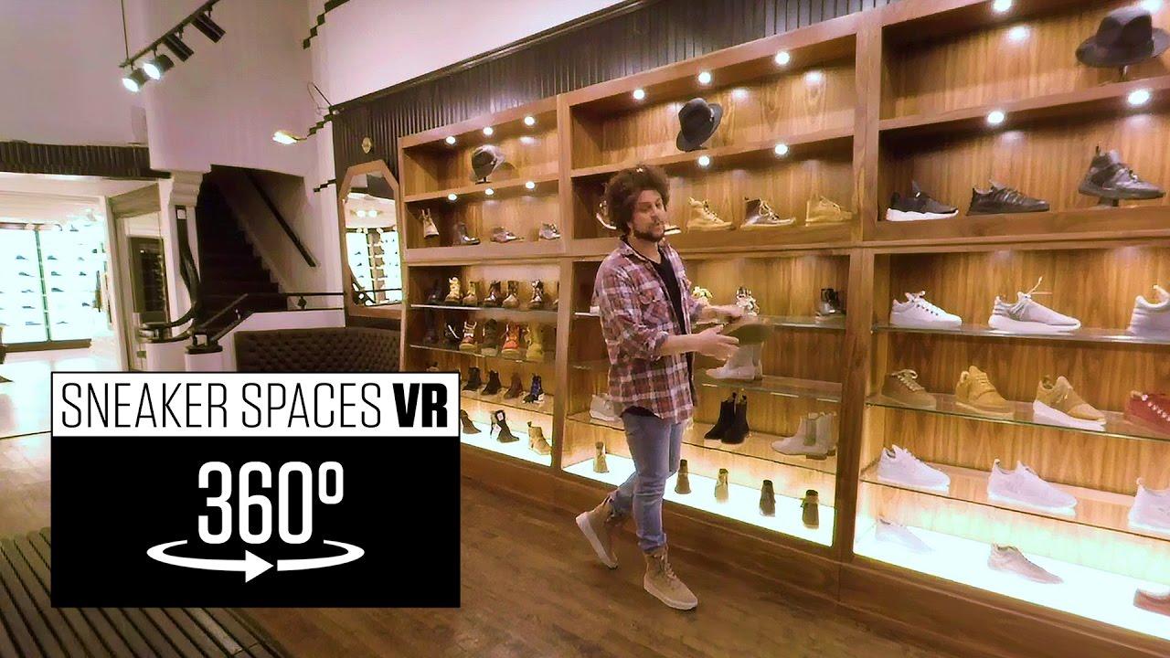 Sneaker Spaces VR    LAPSTONE & HAMMER (PHILADELPHIA)
