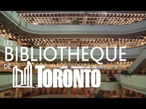 Toronto Public Library - Bibliothèque Publique de Toronto