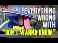 "Everything Wrong With Maroon 5 - ""Don't Wanna Know"""