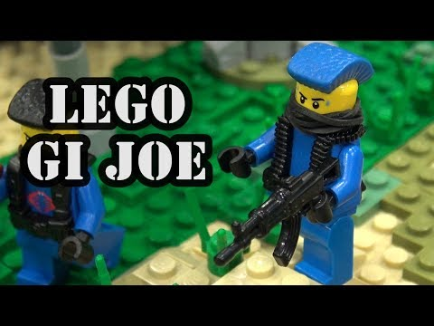 GI Joe Battle in LEGO | Bricks Cascade 2018