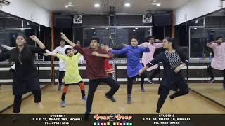 Mukhda Vekh Ke | Bhangra Dance Performance | De De Pyaar De | Choreography Step2Step Dance Studio