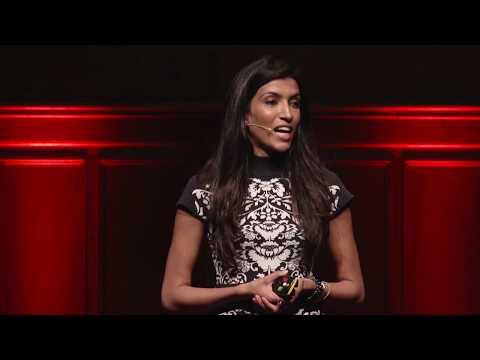 Reversing global poverty   Leila Janah   TEDxAmsterdamWomen