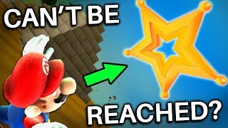 The Launch Star You Can Never Reach in Super Mario Galaxy