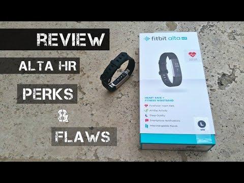 Fitbit Alta HR/ BIG Review