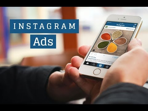 Instagram Ads Tutorial Pt 1 - Ad Example, Placements, Ad Types, Bidding , Setup & More!!
