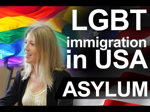 ASYLUM - LGBT immigration in USA.