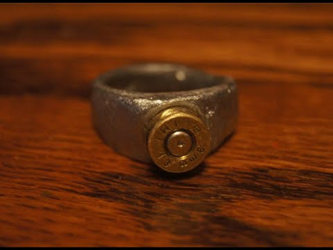 How to Make a Bullet Ring
