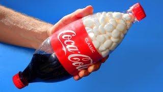 Download 8 Crazy Coca Cola Experiments Video