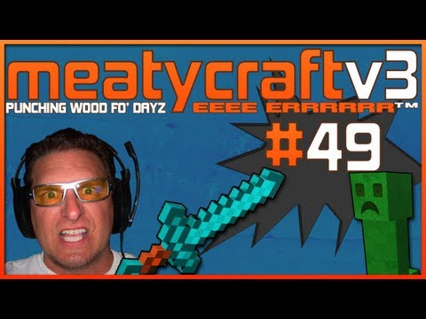 Meatycraft - v3 |Lava spout | 49
