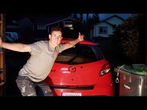 Mazda 2 Rear Wiper Delete   How To